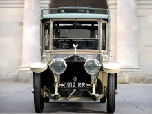 Rolls-Royce Silver Ghost 40-50 HP Double Pullman Limousine by Barker